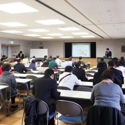 【活動報告】3/3福岡県の介護福祉士の方向けに誤嚥性肺炎ゼロに向けた口腔ケアの取り組みについてお話しました。